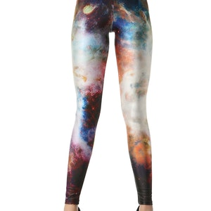 Space Galaxy Leggings