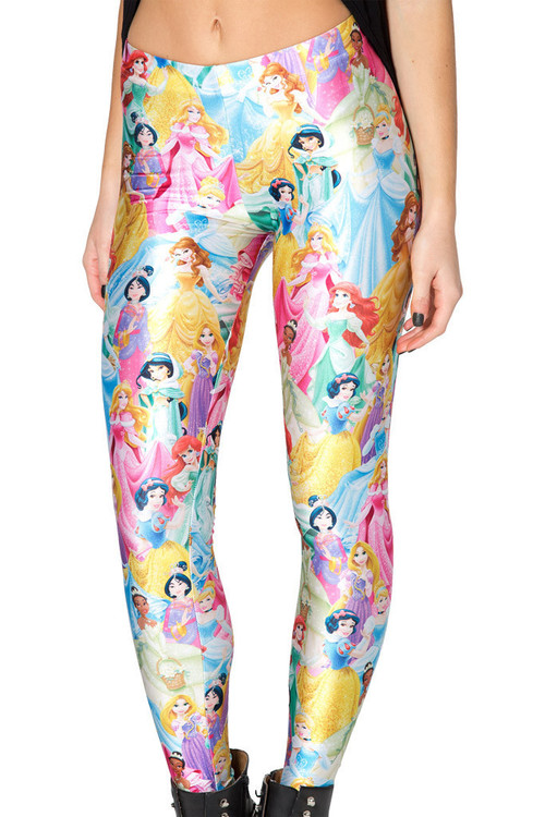 Prinsess Leggings