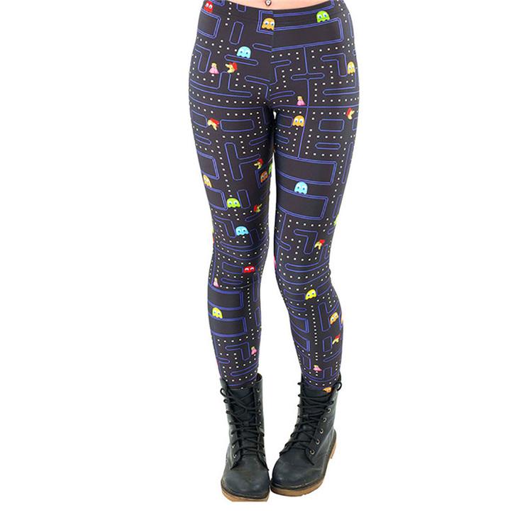 Pac Man Leggings