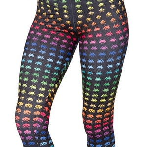 Rymdinvasion Leggings