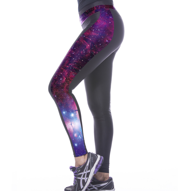 Rosa Sport Galaxy Leggings