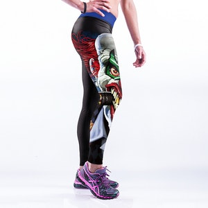 Clown Sport Leggings