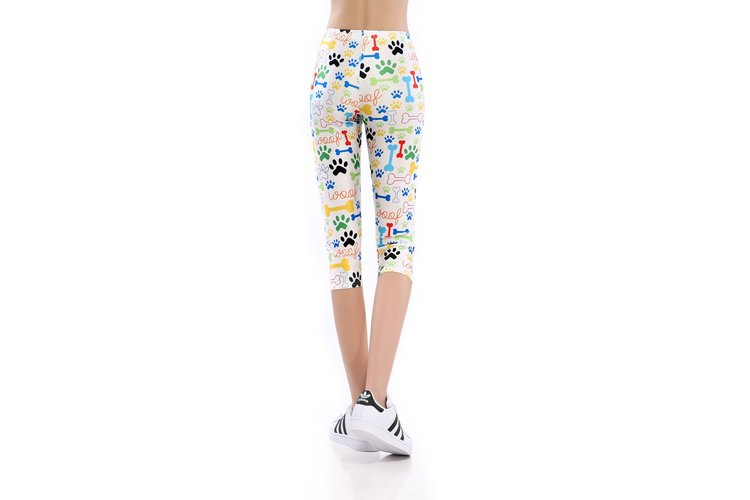 Woof Capri Leggings