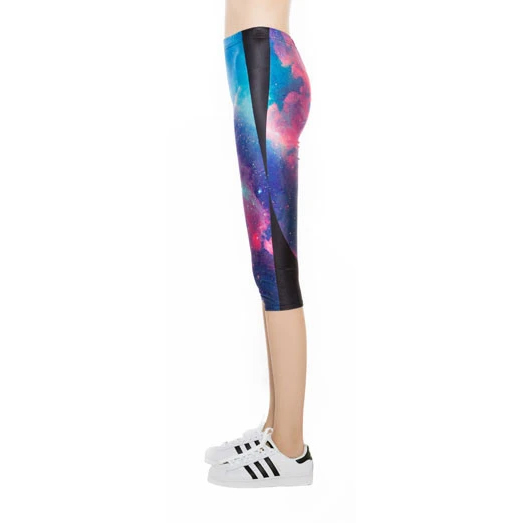 Galaxy Mönstrade Capril Leggings