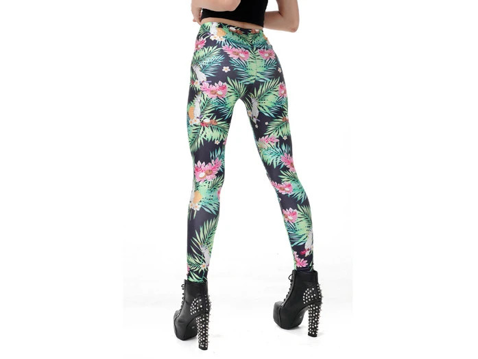 Hawaii Time Leggings