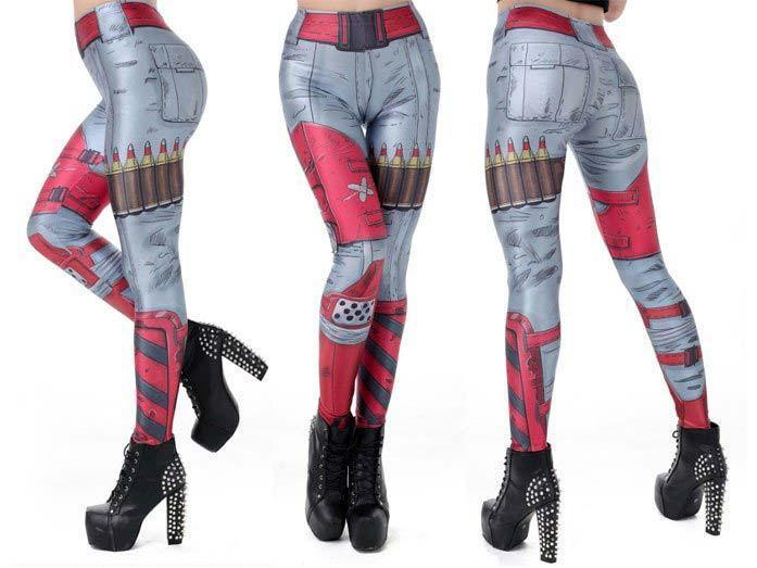 Battlefield Babe Leggings