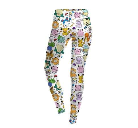 Leggings Tecknade