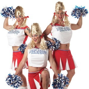 Cheerleader highschool