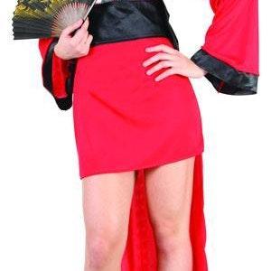 Röd Orientalisk Jungfru Ninja