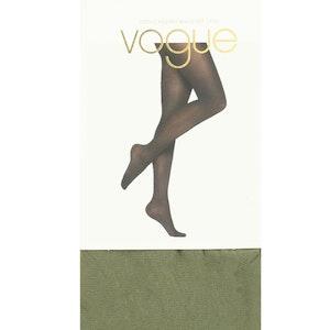 Vogue Strumpbyxa Opaque Olive 40 den