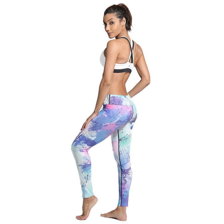 Mashup Yoga Leggings