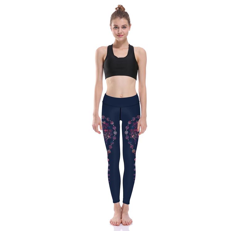 Mandala Yoga Leggings