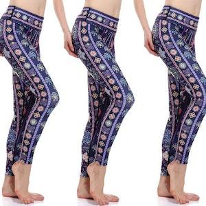Tribal Yoga Leggings