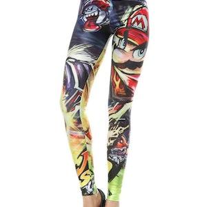 Super Mario Bros Leggings