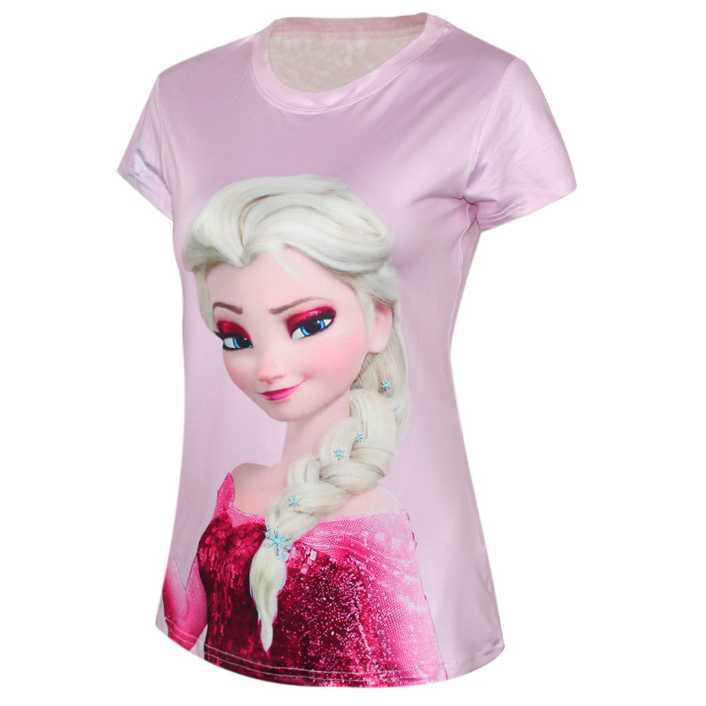 Frost  Elsa T shirt