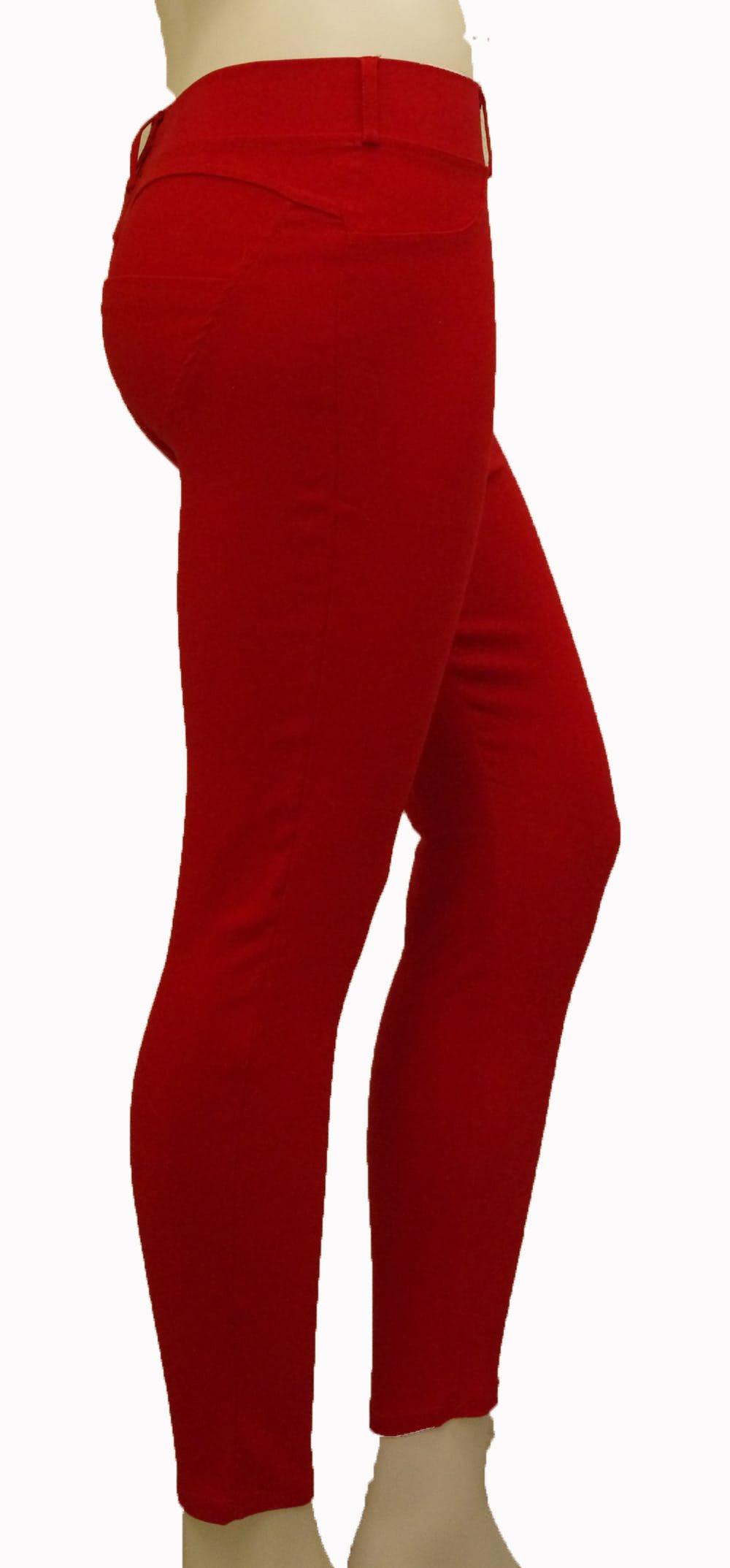 Rumpbyxa Röd