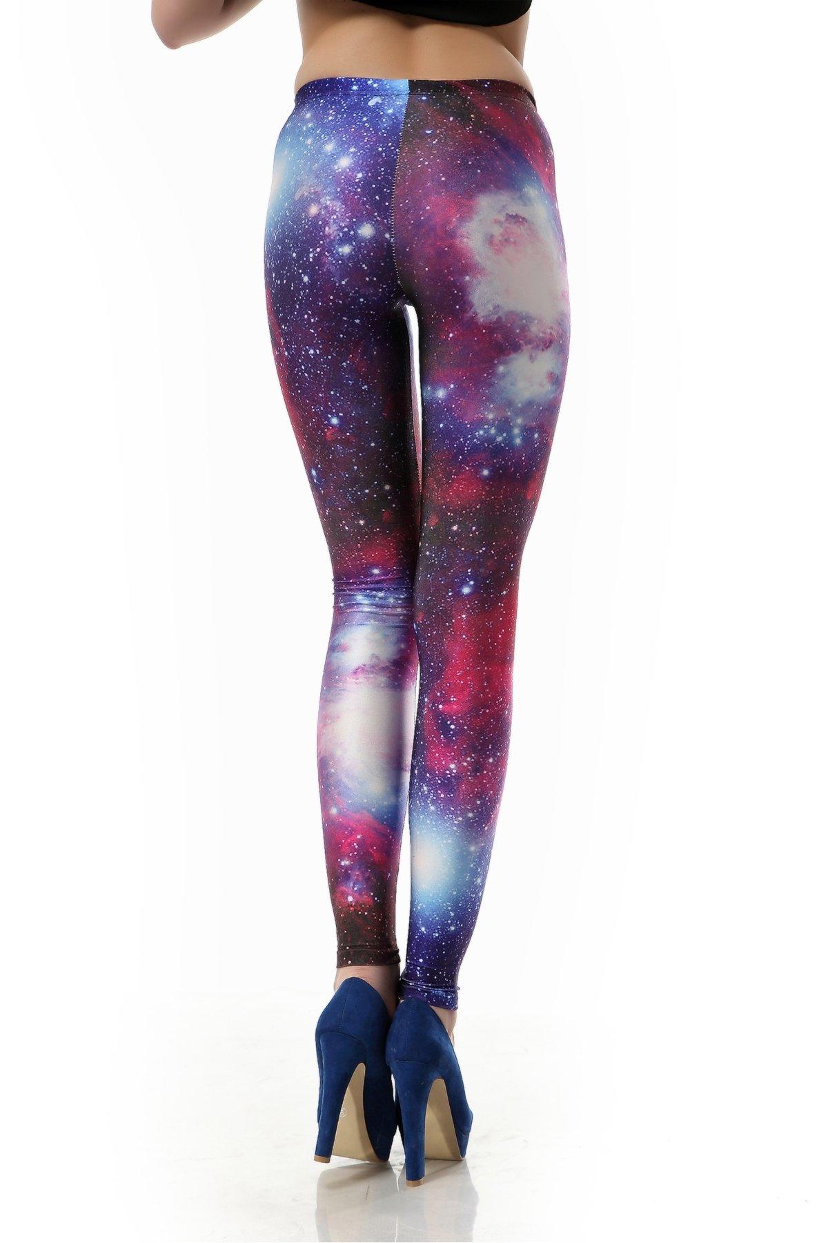 Galaxy Star Leggings
