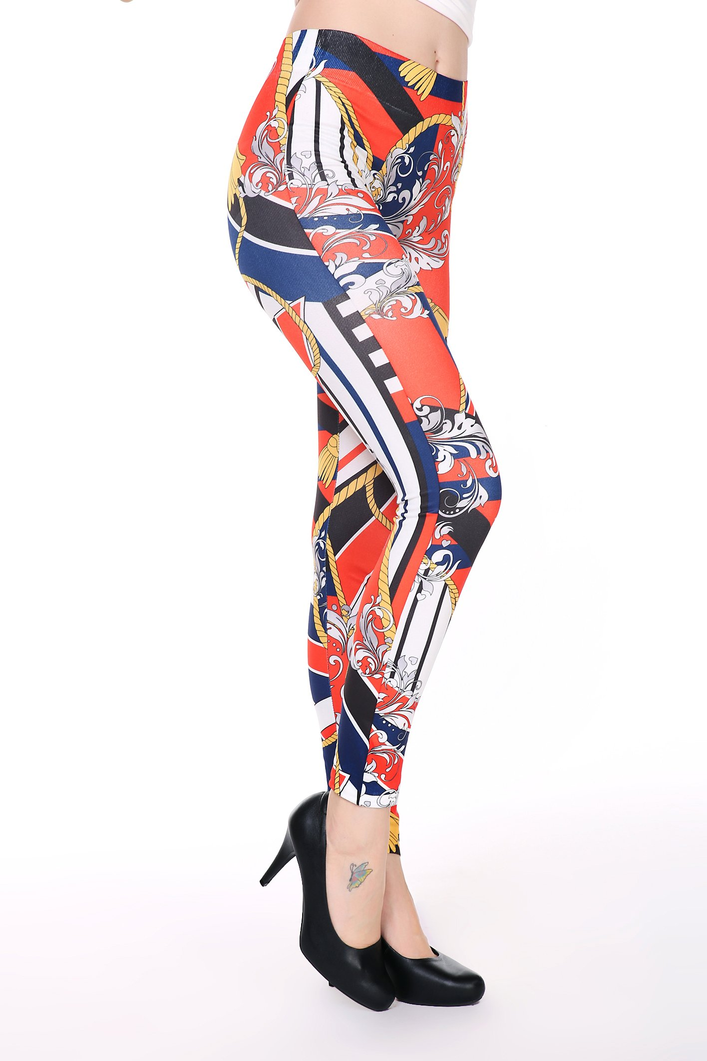 Fashion color leggings