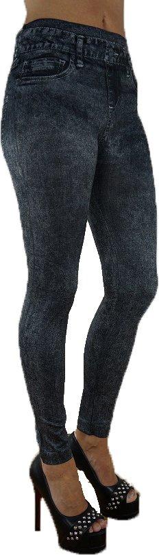 Black Jeans Leggings