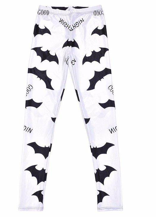 Batman Good Night Leggings