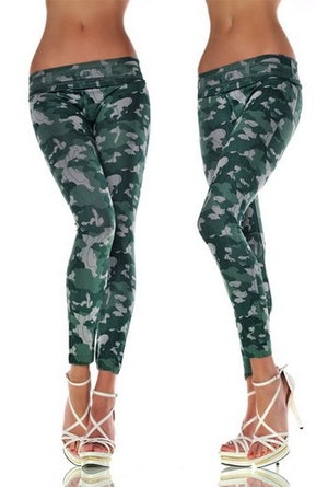Camouflage Arme Leggings