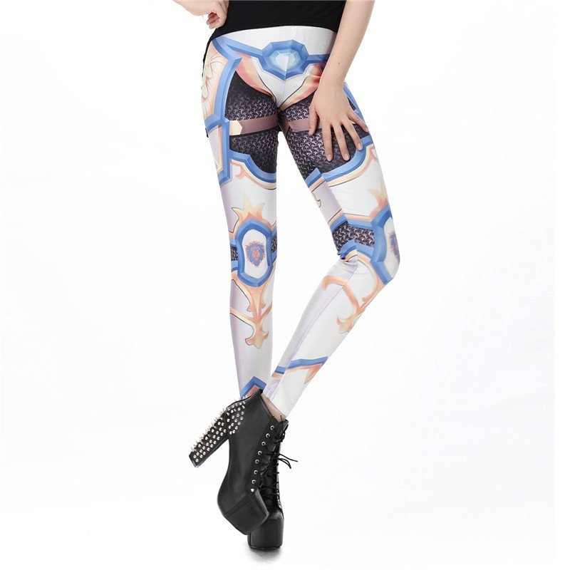 The WOW Alliance Leggings