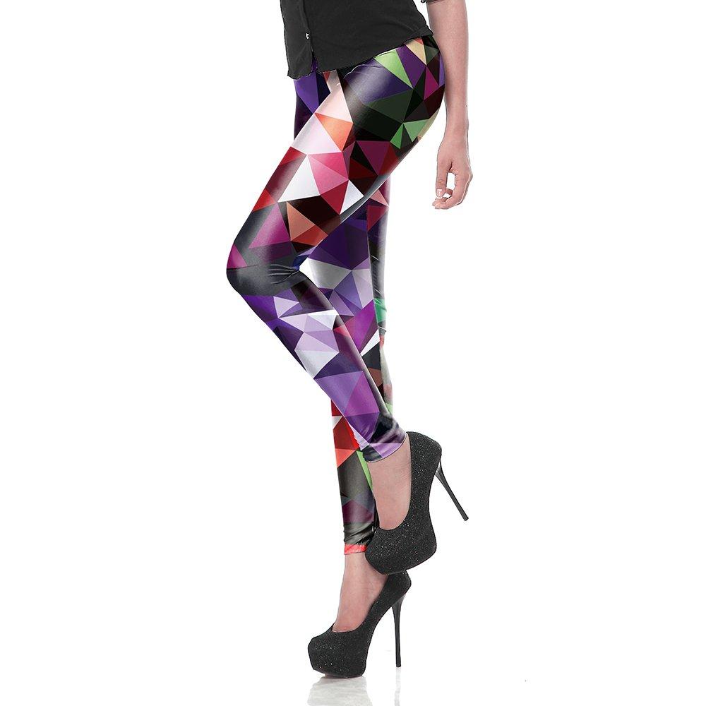 New Modern Geometric Art Leggings