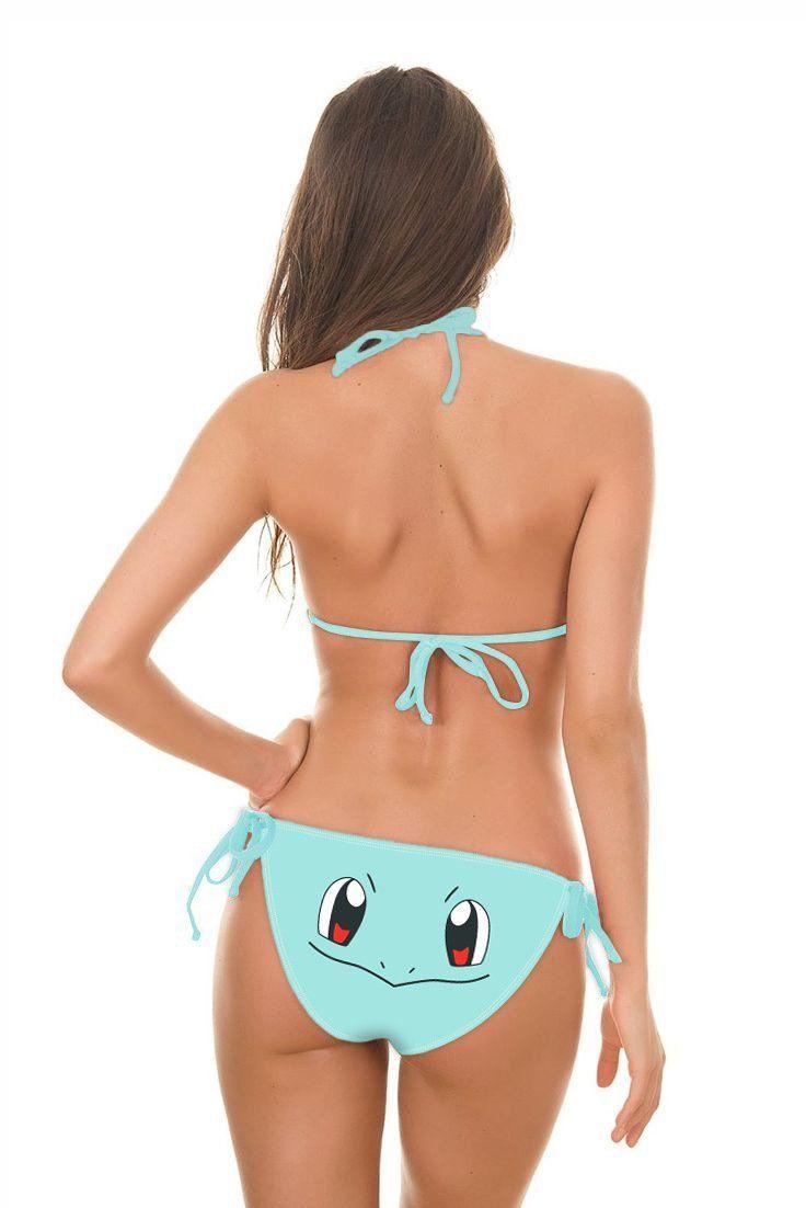 Bikiniset Pokemon