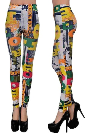 Rock'n Roll Leggings