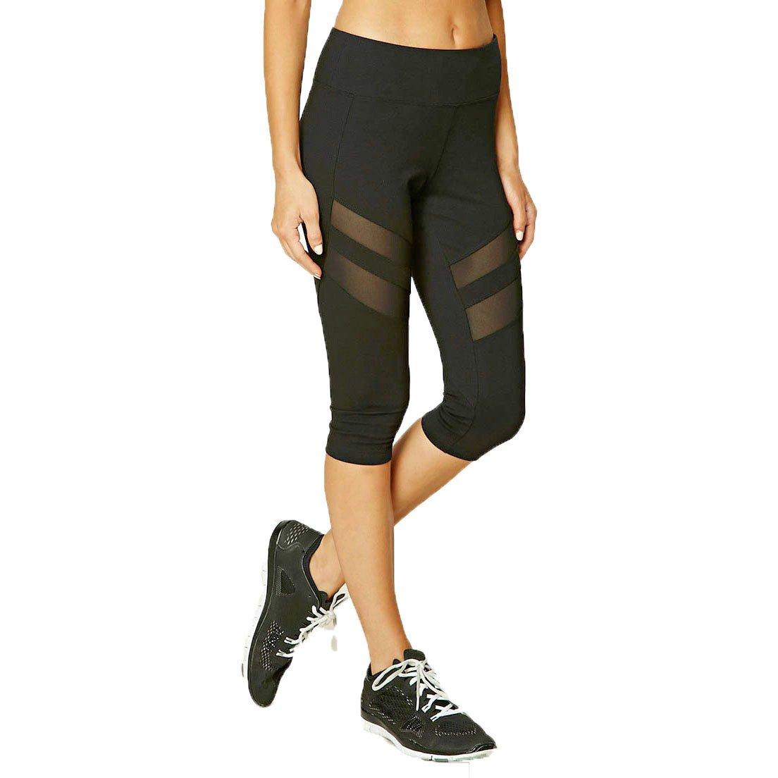 Capri Yoga Fitness Tights Leggings Pants