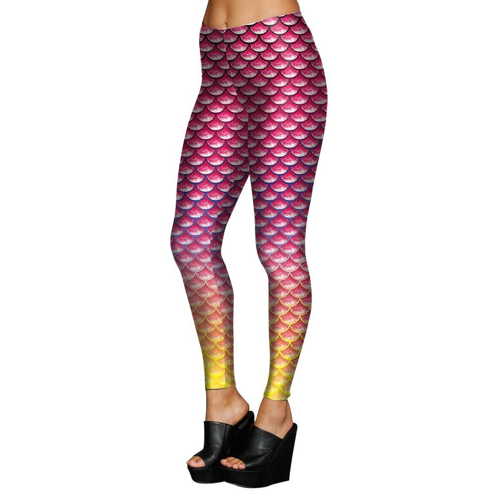Mermaid Tail Leggings