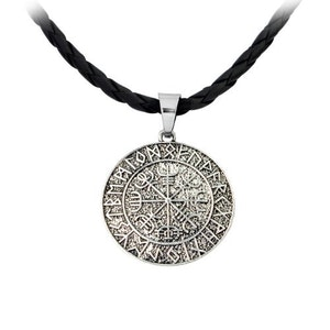 Pirate Compass Vikings Necklace Halsband
