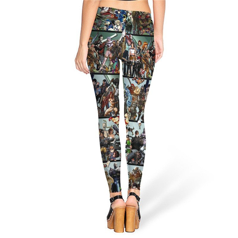 Adventure Movie Leggings