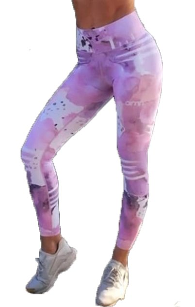 Rosa Yoga Fitness Tights Leggings Pants
