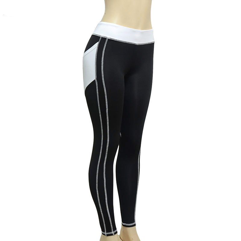 Tränings Sport Yoga Fitness Tights Leggings Pants