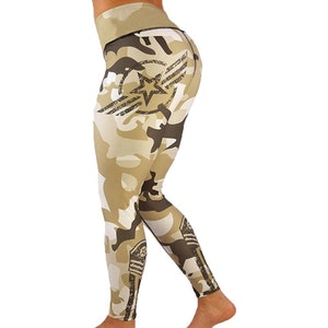 Kamouflage Yoga Leggings