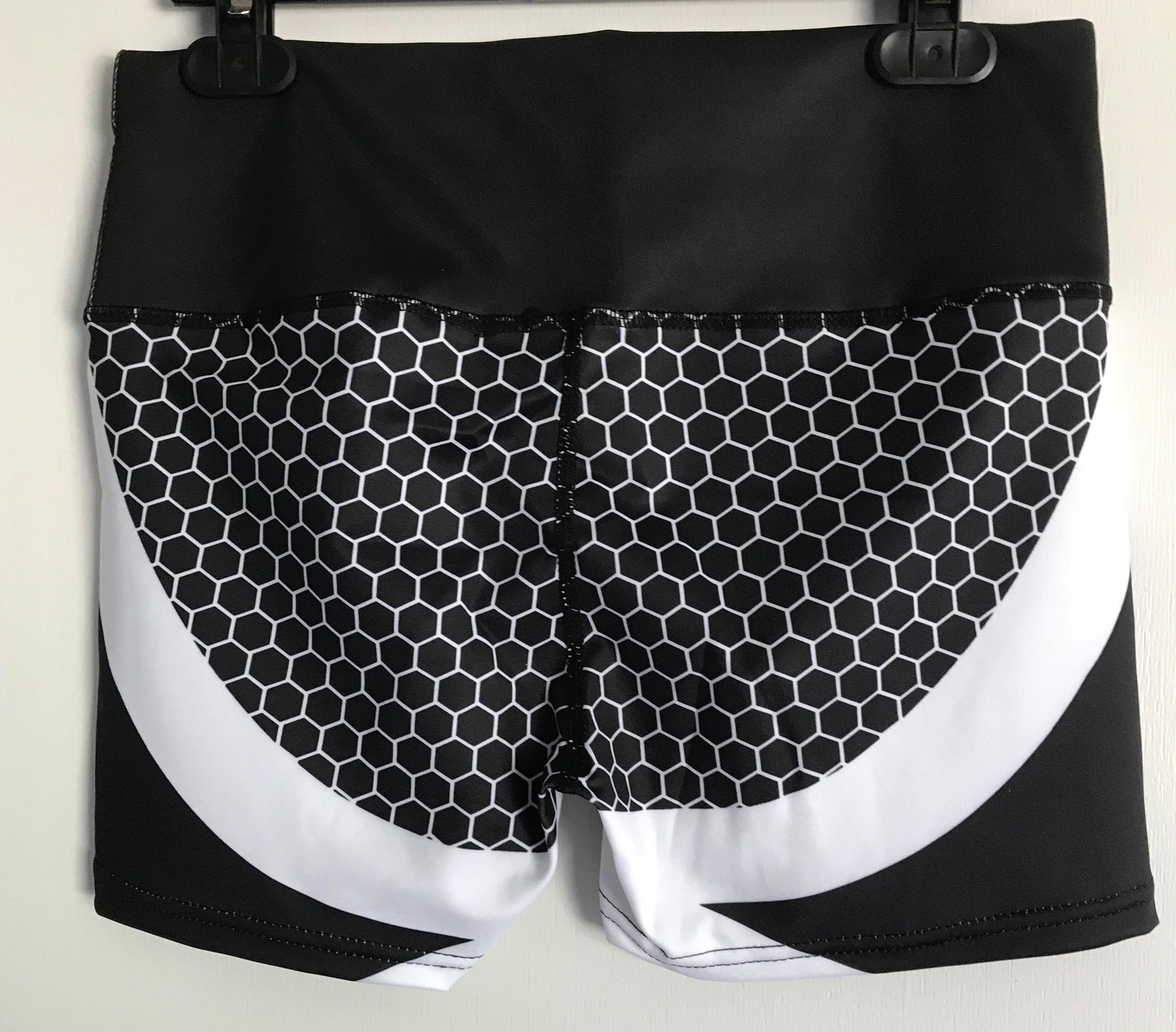 Fashion Yoga Shorts