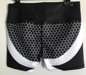 Fashion Yoga Shorts