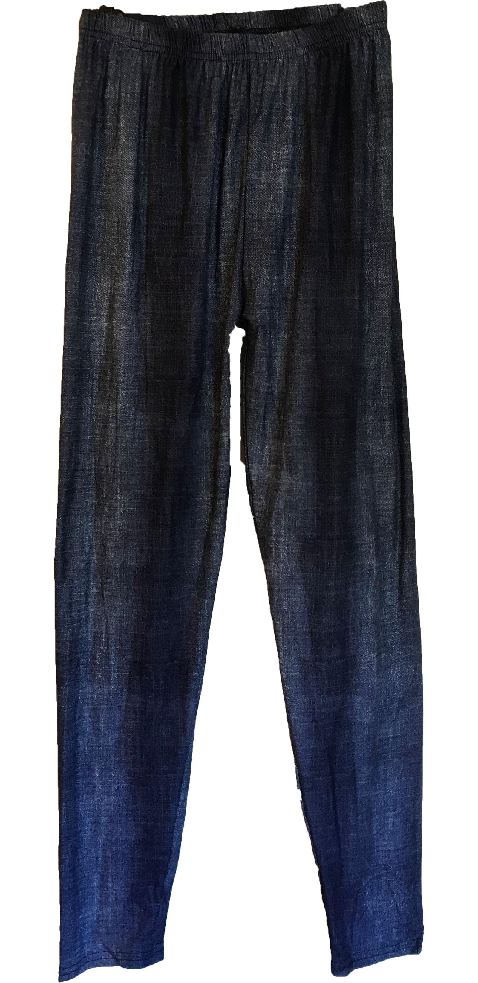 Jeans Mönstrade leggings