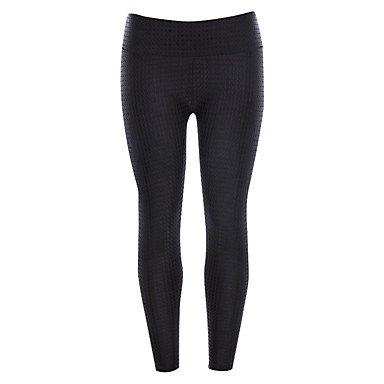 Svarta Leggings med mönster