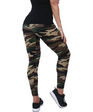Kamouflage Arme Leggings
