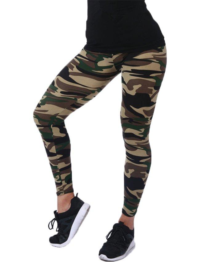 Kamouflage Arme Leggings