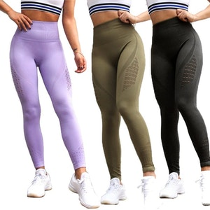 Yoga Leggings i 3 färger