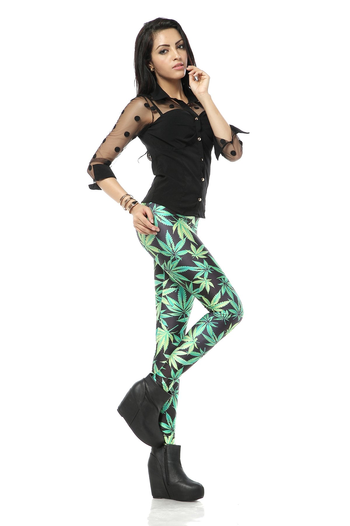 Plant Leggings