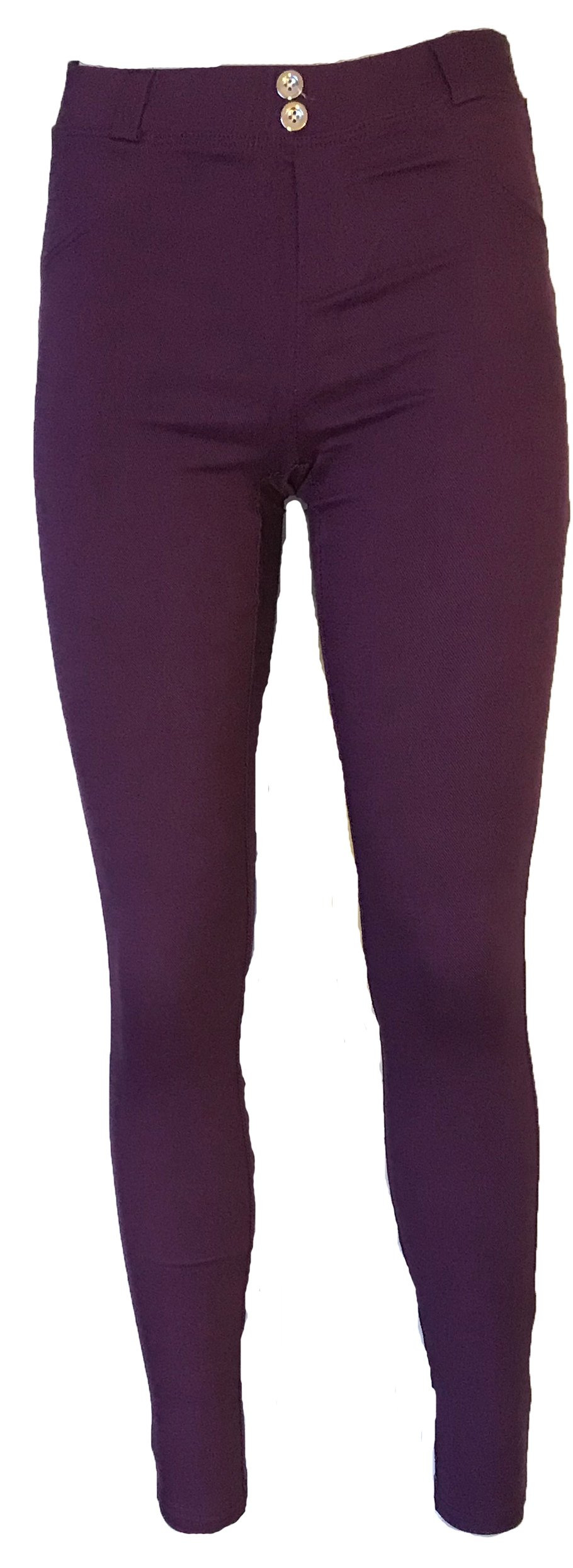 Stretch Leggings Jeggings i 4 färger