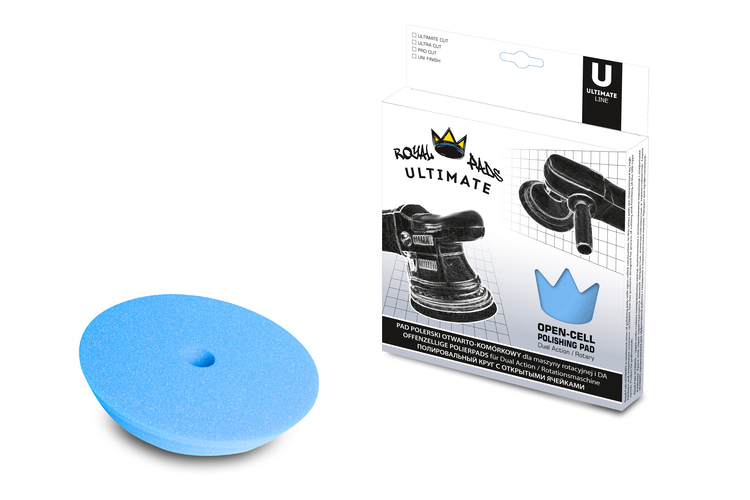 Royal Pads Ultimate line UNI Finish 130mm