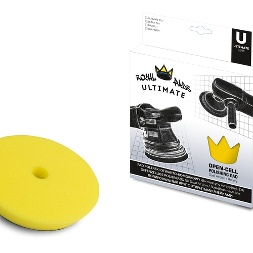 Royal Pads Ultimate line U-Ultra Cut 150mm
