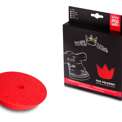 Royal Pads Serie AIR soft pad 150mm