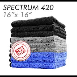 Spectrum 420gsm mikrofiber 41x41cm