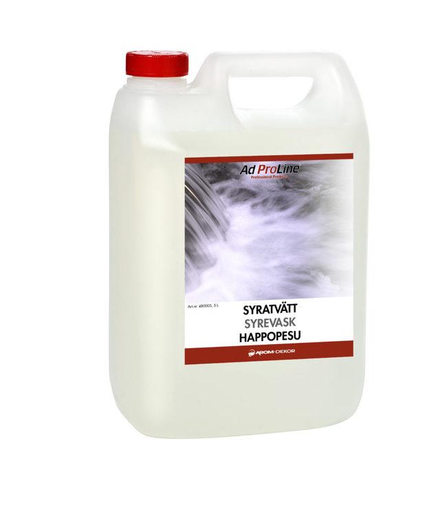 Syratvätt adproline 5 Liter
